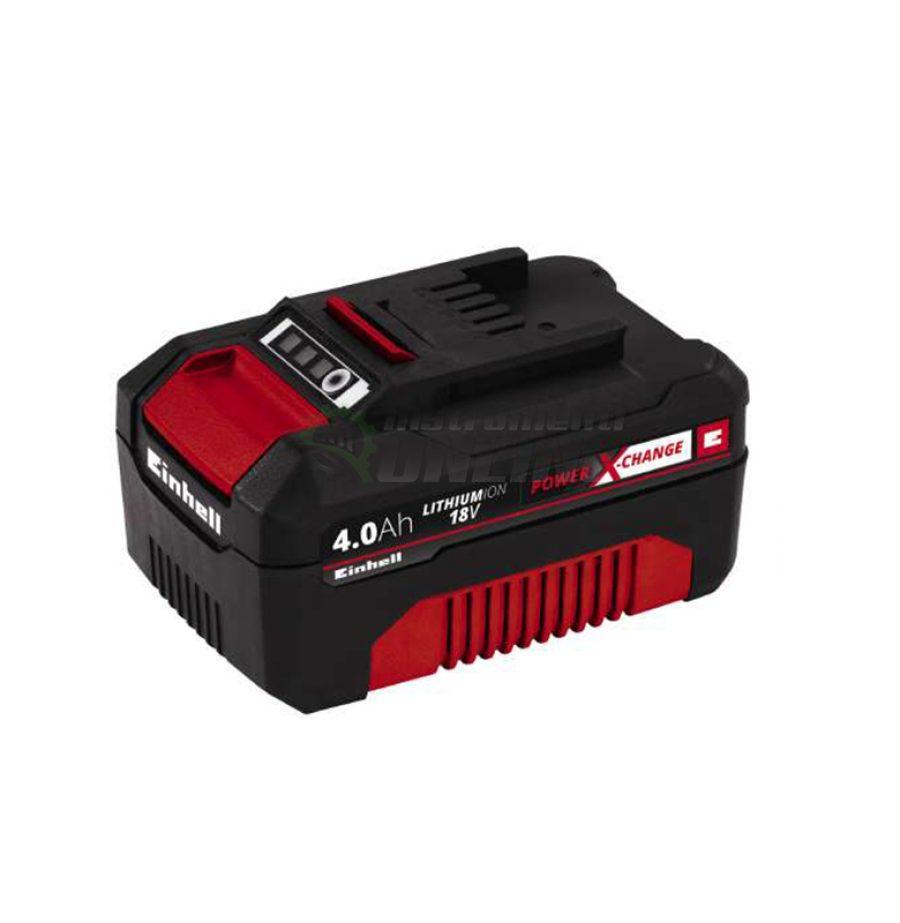 акумулаторна, батерия, Power X-Change 18 V, 4000 mAh, einhell