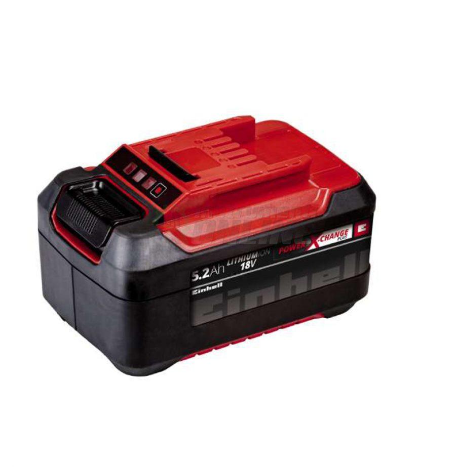 акумулаторна, батерия, Power X-Change 18 V, 5200 mAh, einhell