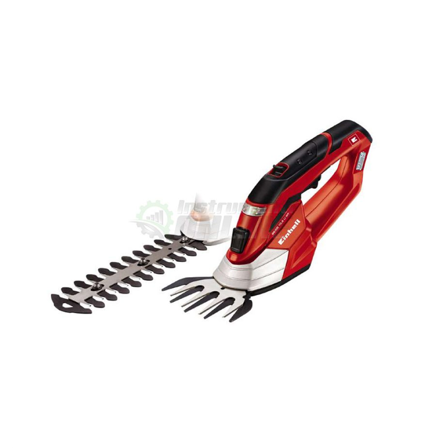 Акумулаторна, ножица, за трева и храсти, GE-CG 10,8 Li WT, Einhell