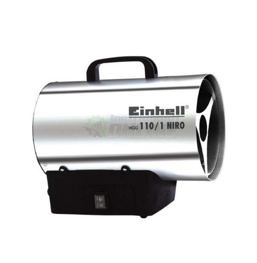 газов, калорифер, HGG 110 Niro, einhell