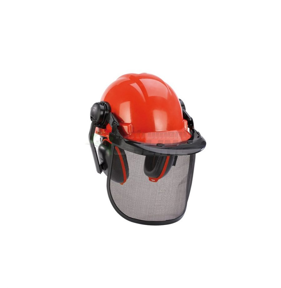 Предпазен шлем със забрало BG-SH 1 Einhell