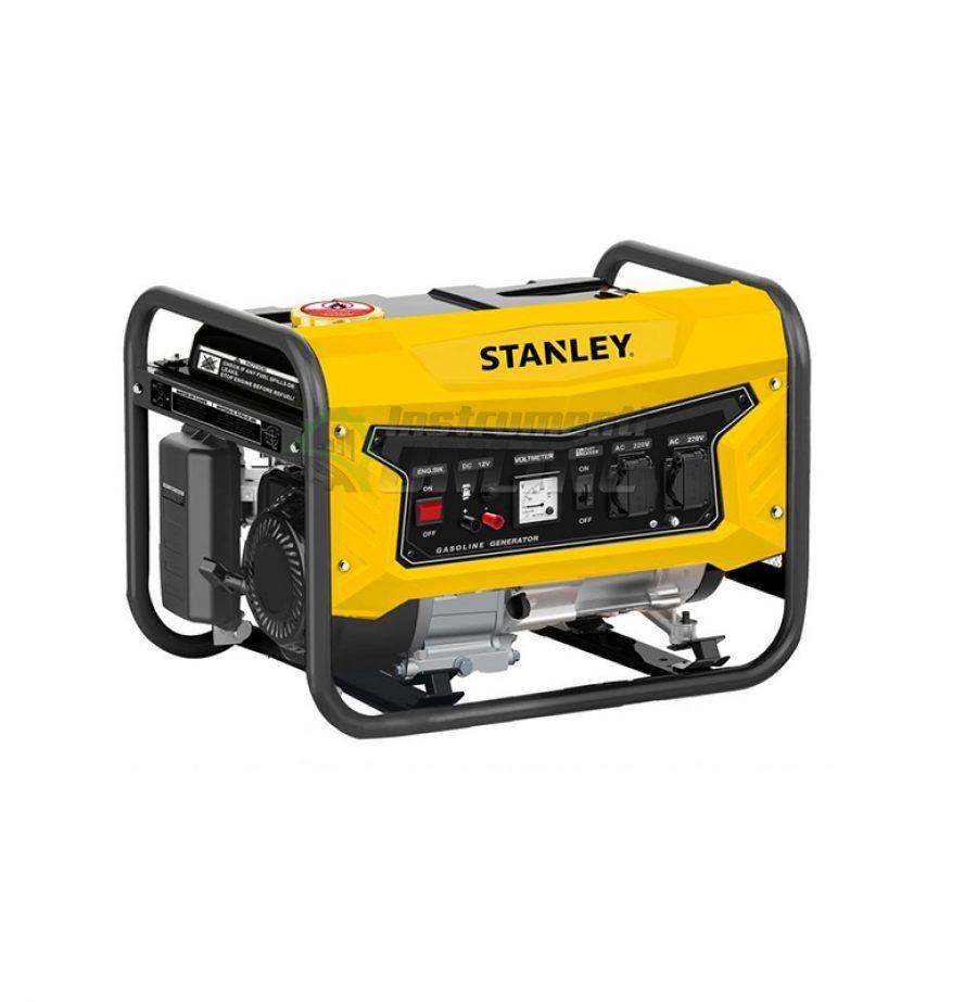 Бензинов, генератор, за ток, BASIC, SG2400, Stanley