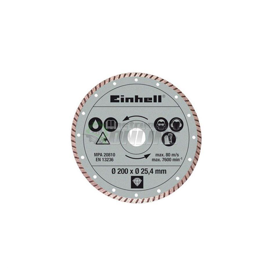 Диамантен диск, TE-TC 620 U, Einhell