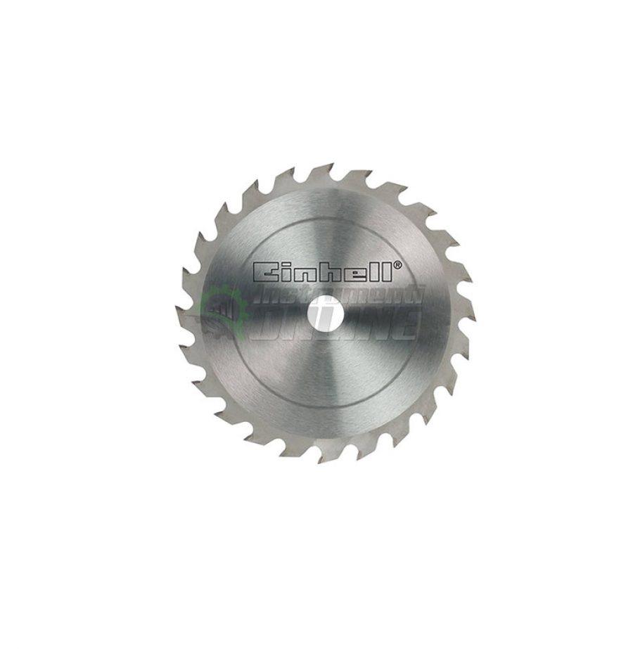Диск за BT-TS 1500 RT-TS 1725 U / за дърво / 250 мм Einhell