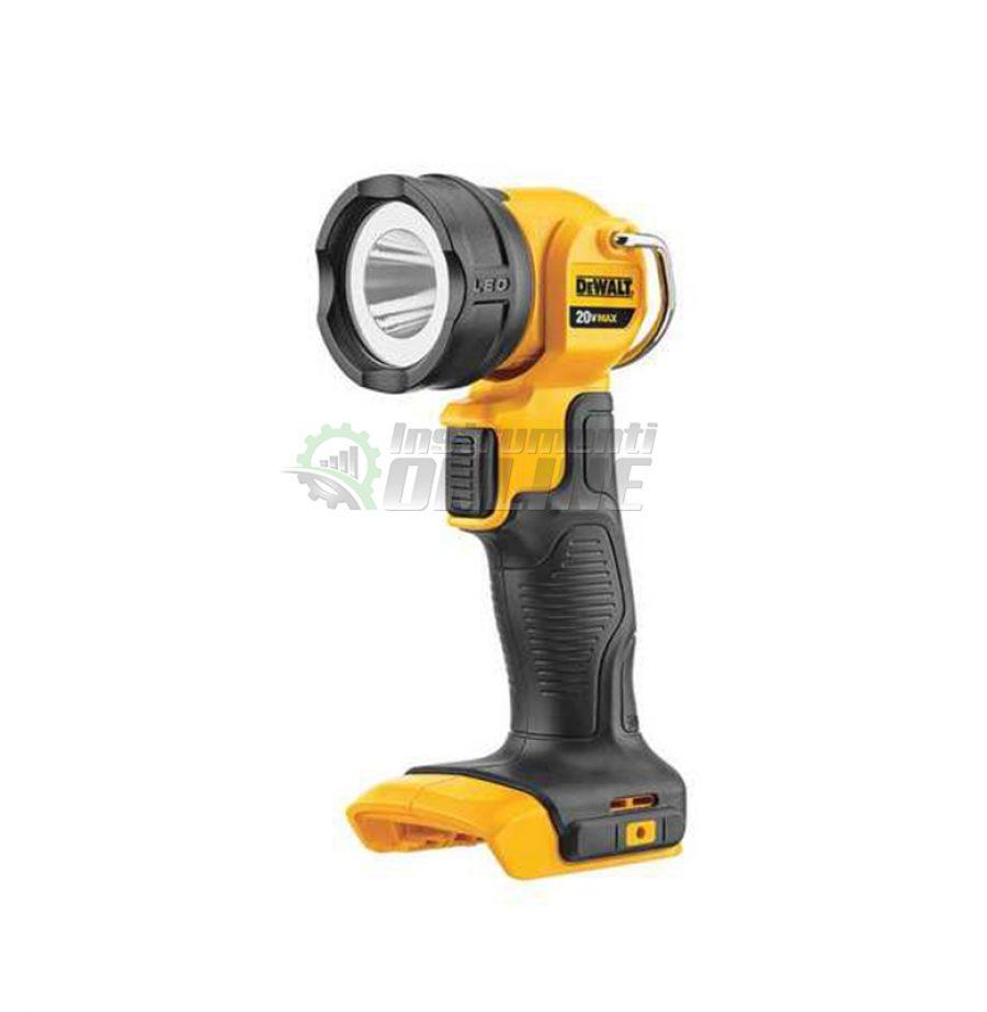 LED Фенер, DCL040, DeWALT