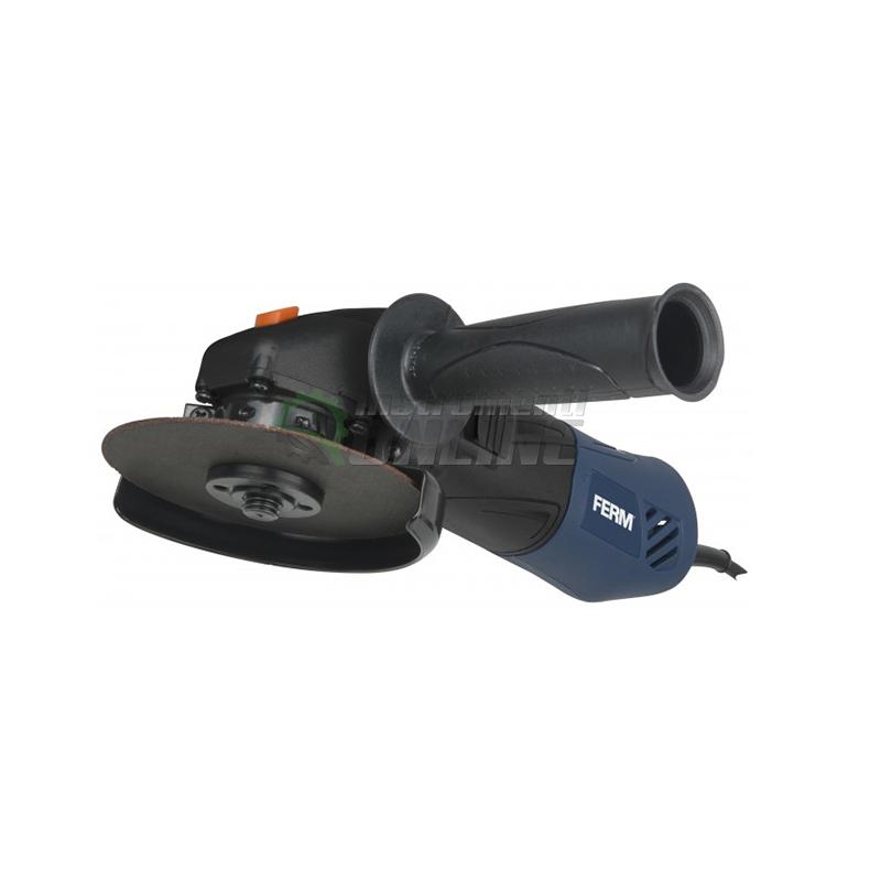 Ъглошлайф 115 mm AGM1086 FERM