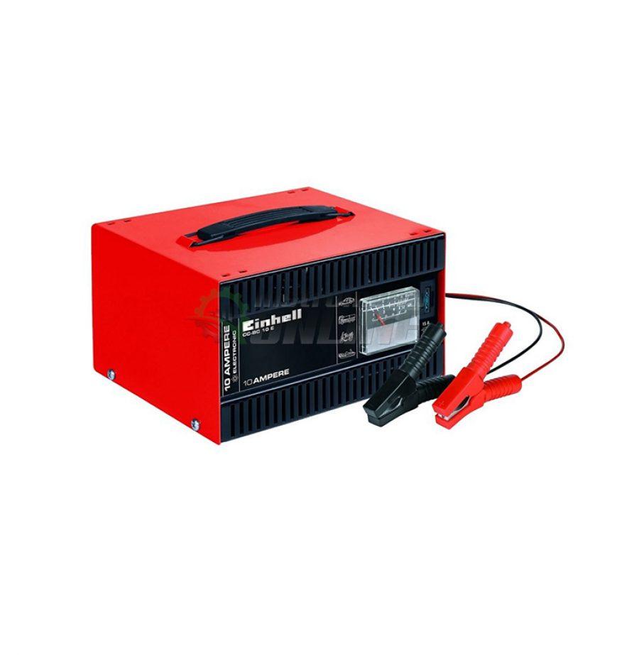 Зарядно устройство, CC-BC 10 E, Einhell
