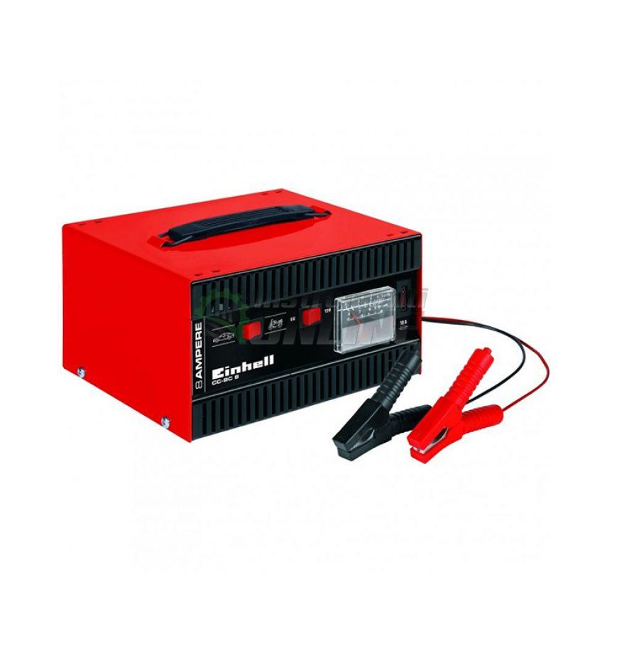 Зарядно устройство, CC-BC 12 E, Einhell