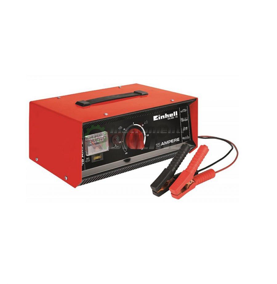 Зарядно устройство, CC-BC 15 E, Einhell