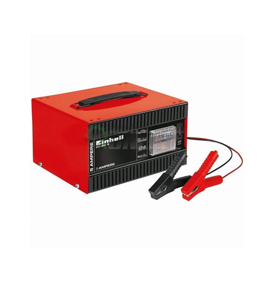 Зарядно устройство, CC-BC 5, Einhell