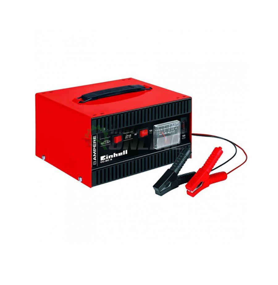 Зарядно устройство, CC-BC 8, Einhell