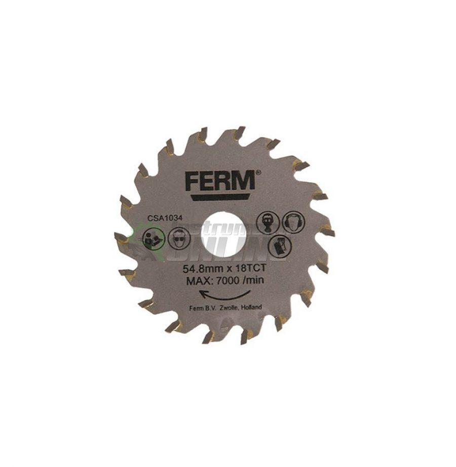 диск, Диск за циркуляр, CSA1034, FERM