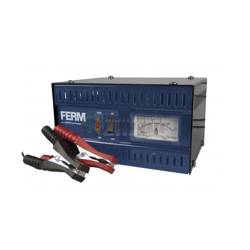 Зарядно устройство за акумулатор BCM1021 FERM