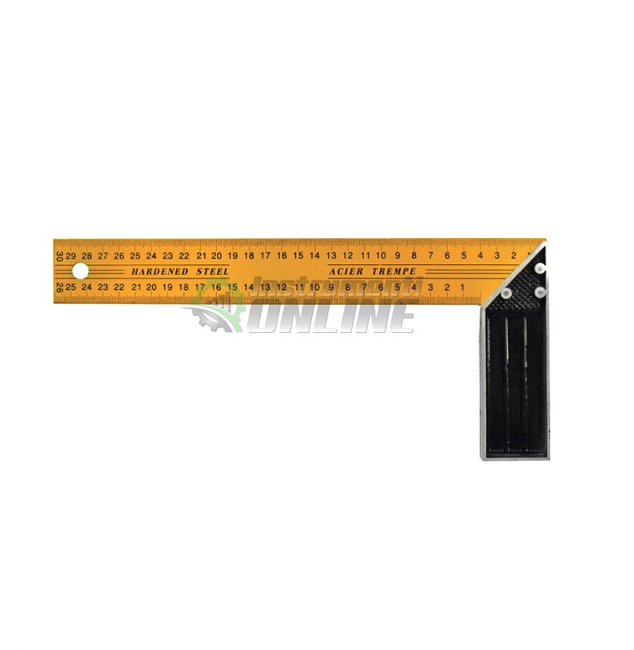 Алуминиев ъгъл, ъгъл за мерене, прав ъгъл, ъгъл 300, Gadget