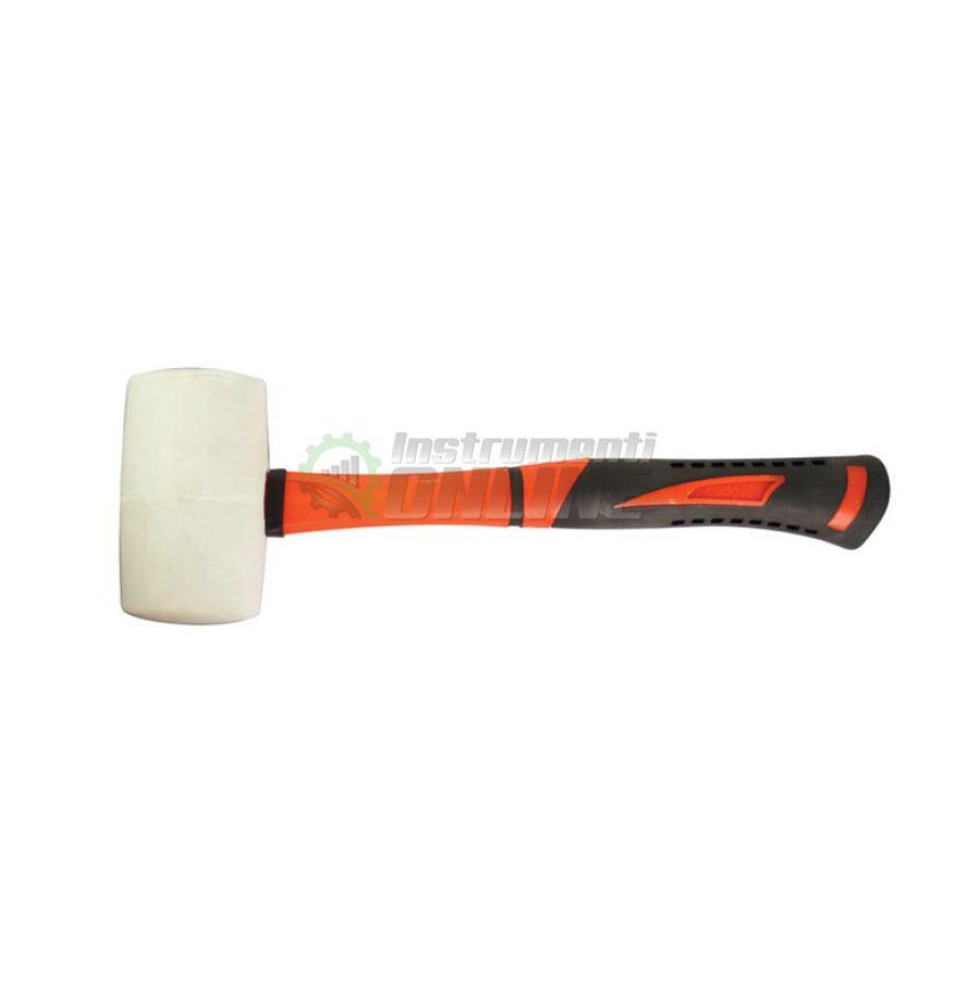Гумен чук, дръжка TPR, 445 гр, Gadget