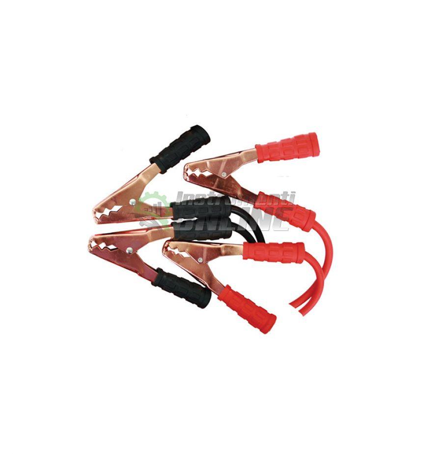 Кабели за стартов ток, стартиращ кабел, кабел 600A, кабел 2.5 м, Gadget