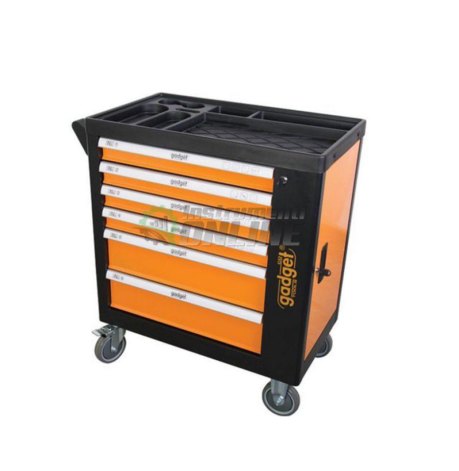 Характеристики, спецификации, описание, количка с инструменти, Gadget
