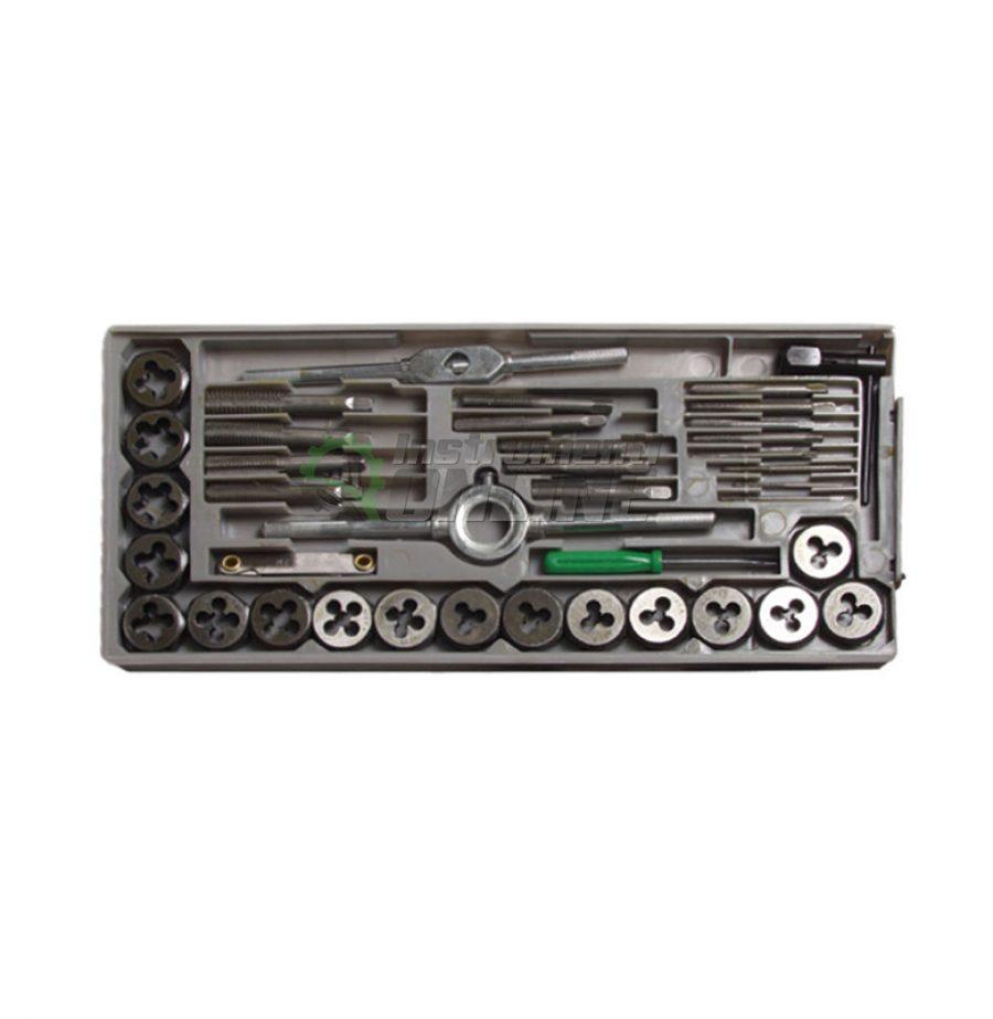 Комплект накрайници, плашки, метчици, Gadget