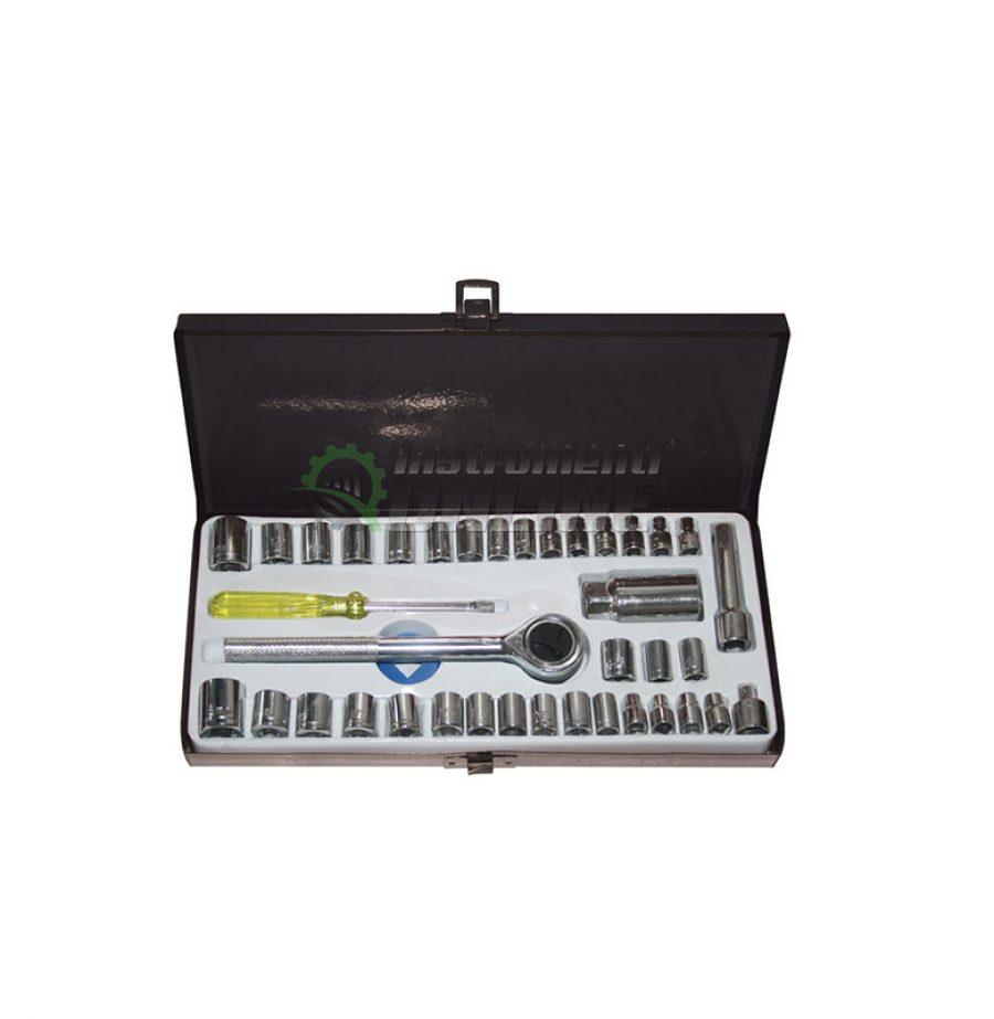 Комплект гедоре, гедоре 40, гедоре в метална кутия, Gadget