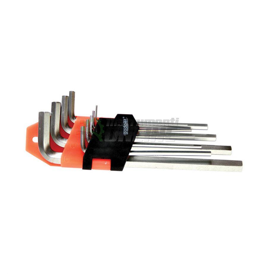 Комплект, къси, шестограми, 1.5 - 10, CR-V, Gadget
