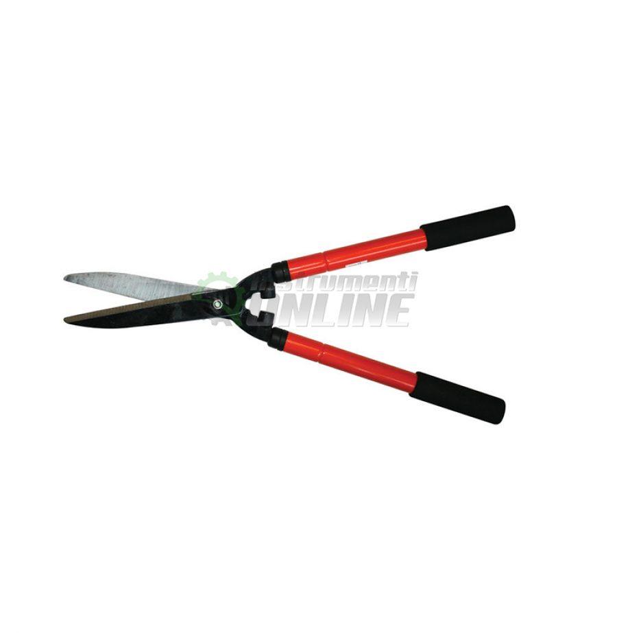 Ножица, ножица за храсти, разтегателна дръжка, 600-800 мм, Top Garden