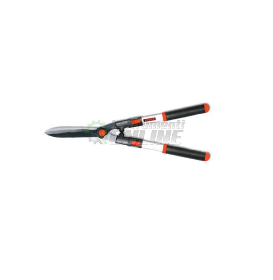 ножица, градинска ножица, овощарска ножица, Ножица за храсти, разтегателна дръжка, 660-900 мм, Top Garden