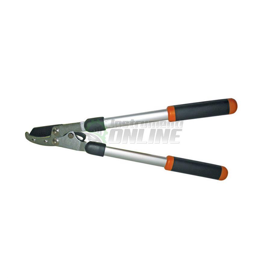 Ножица, градинска ножица, ножица за клони, ножица с алуминиева дръжка, 500мм, Top Garden