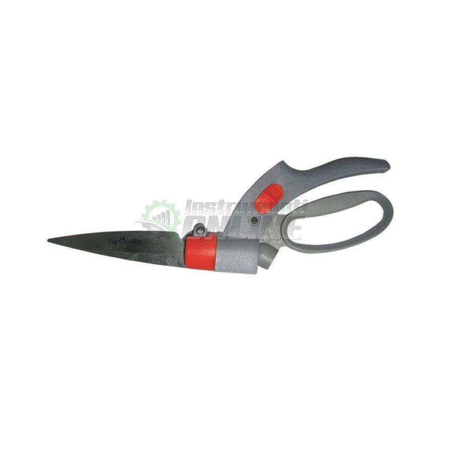 Ножица за трева, ножица, въртяща глава, 360 градуса, Top Garden