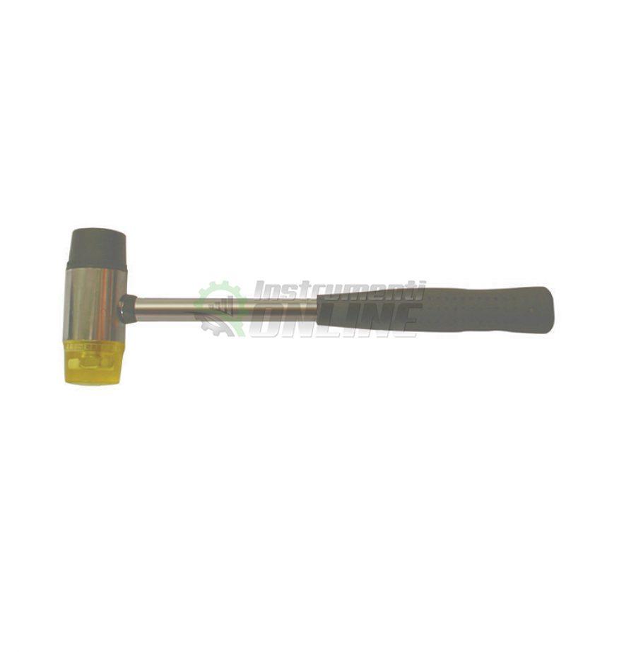 Пластмасов чук с метална дръжка 35 мм Gadget