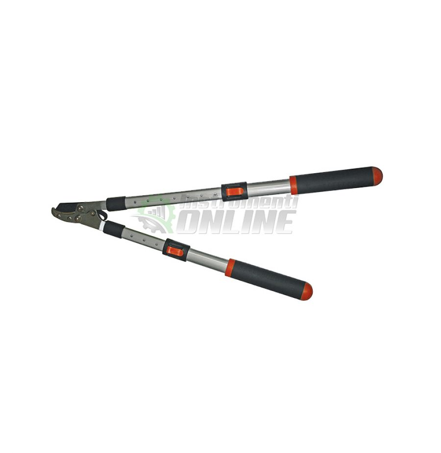 Разтегателна ножица, градинска ножица, овощарска ножица, ножица за клони, ножица с алуминиева дръжка, ножица 20-28, Top Garden