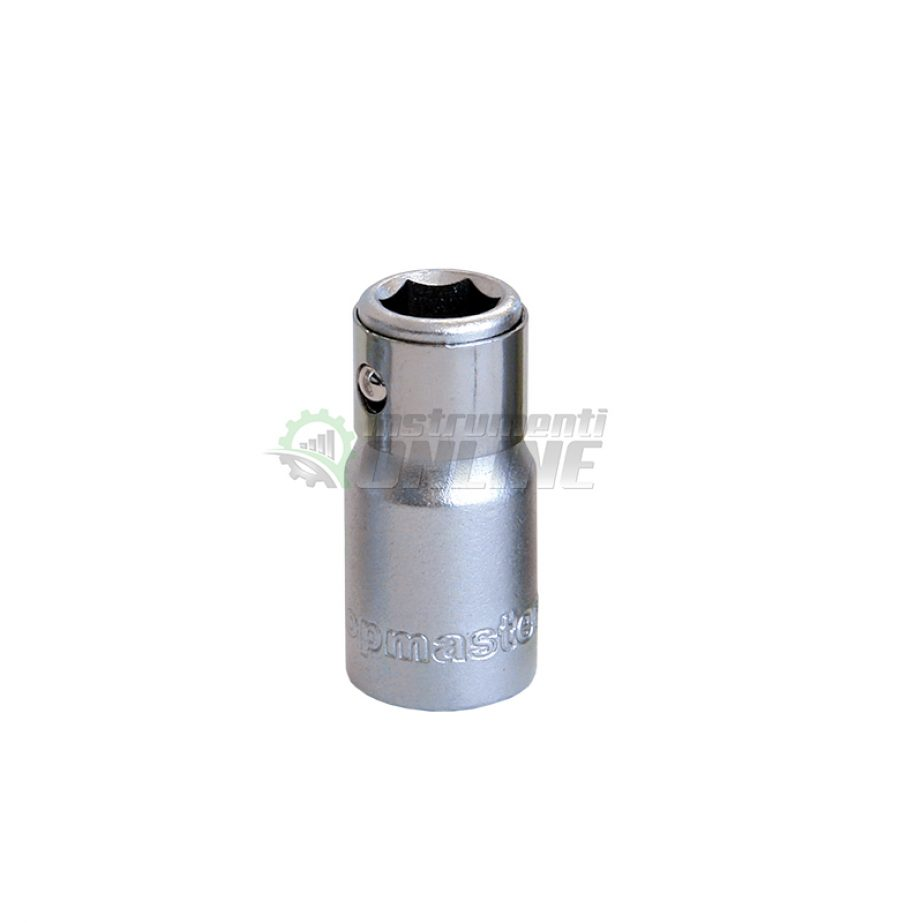 Адаптер, за, битове, 1/4, 1/4 F, L23 мм, Topmaster, Professional