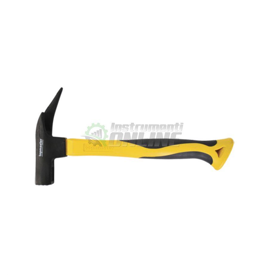 Kофражистки, чук, 600 гр., дръжка, фибростъкло, Topmaster, Professional, DIN