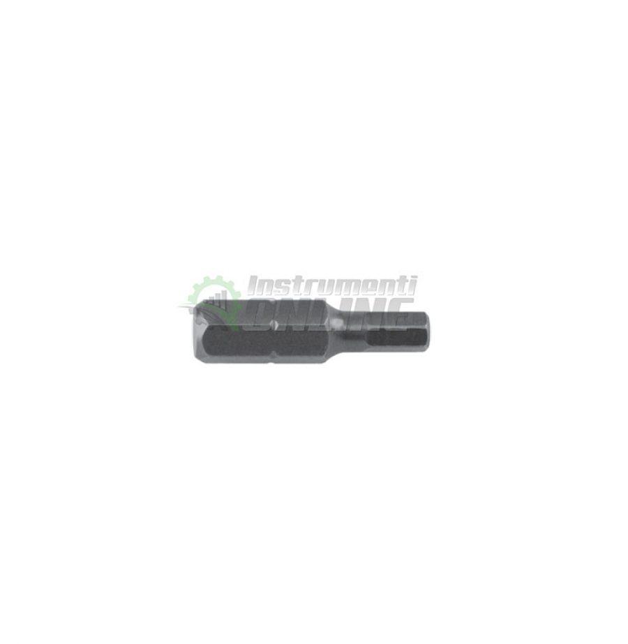 Накрайник, шестограм, 10 мм, 10, L30 мм, Topmaster, Professional