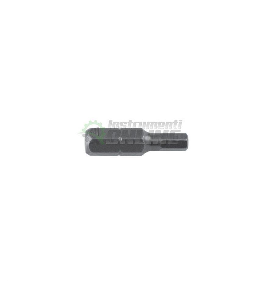 Накрайник, шестограм, 10 мм, 5, L75, Topmaster, Professional