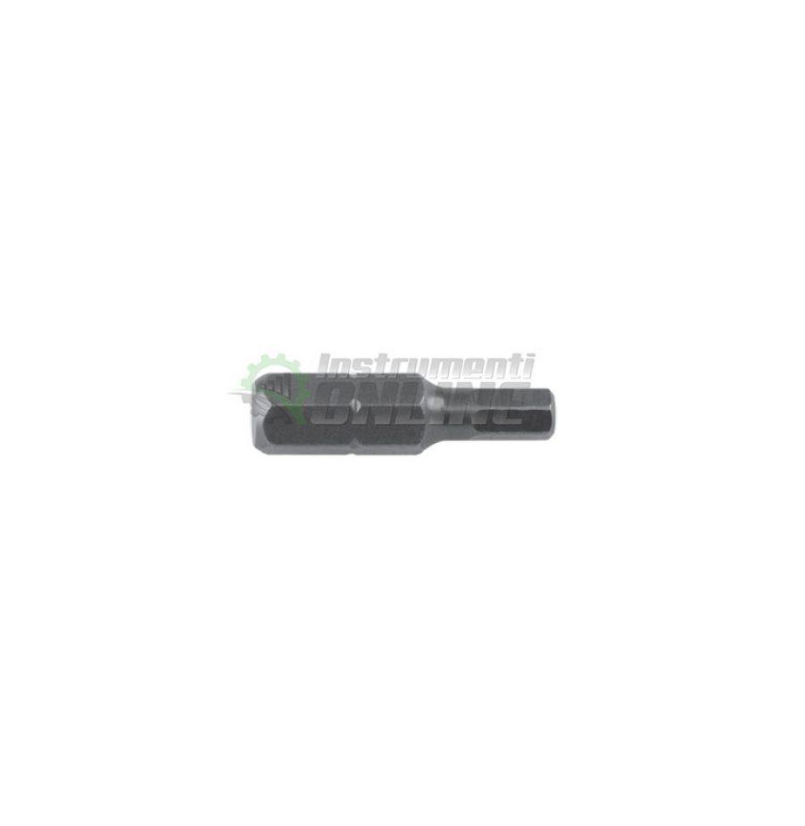 Накрайник, шестограм, 10 мм, 6, L75, Topmaster, Professional