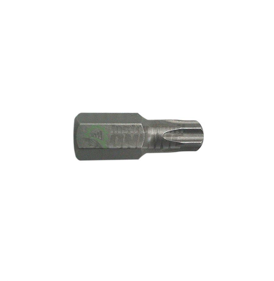 Накрайник, TORX, 10 мм, T25, L75, Topmaster, Professional