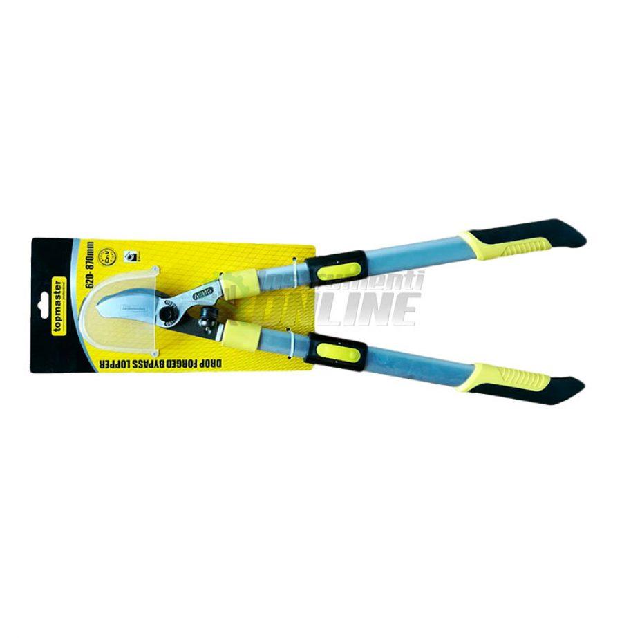 градинска ножица, градинарска ножица, ножица, клони, Ножица за клони, телескопична дръжка, Topmaster, Professional
