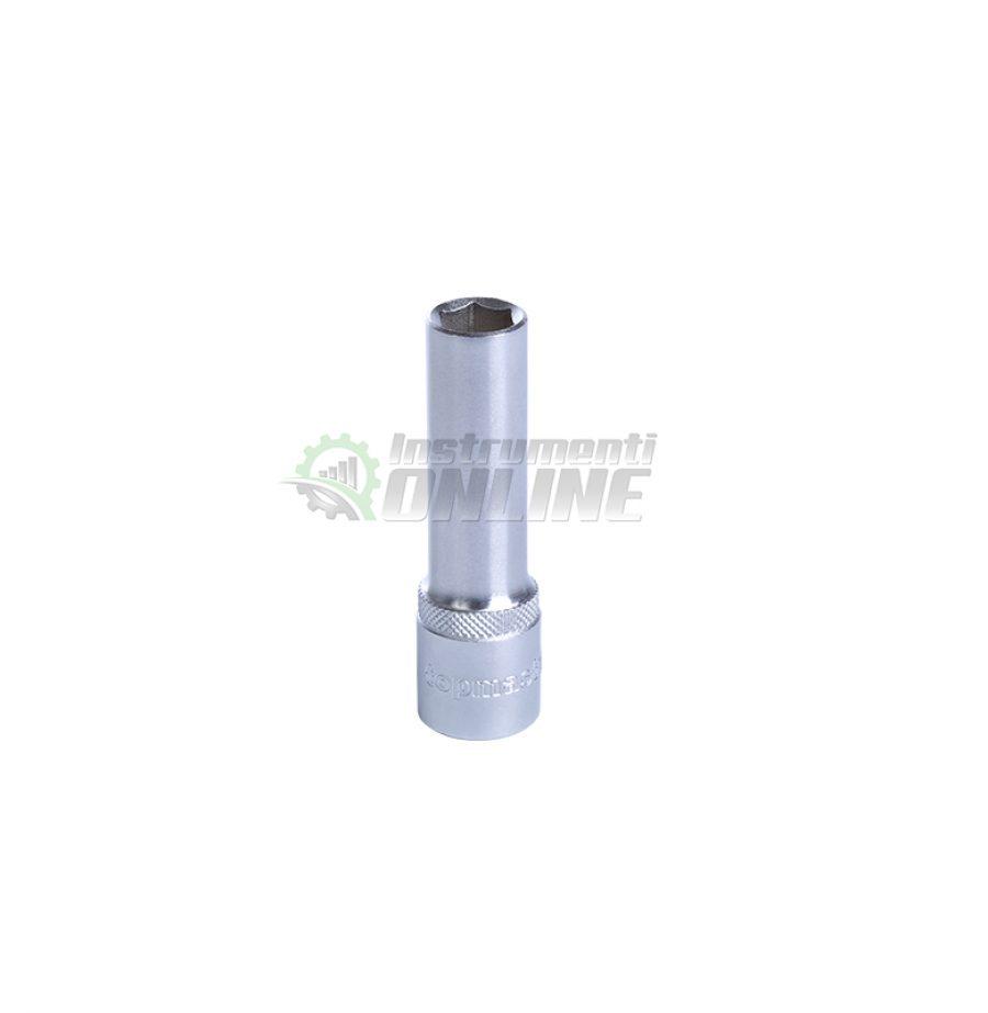 Удължена, вложка, 24 мм, 1/2″, CR-V, Topmaster, Professional