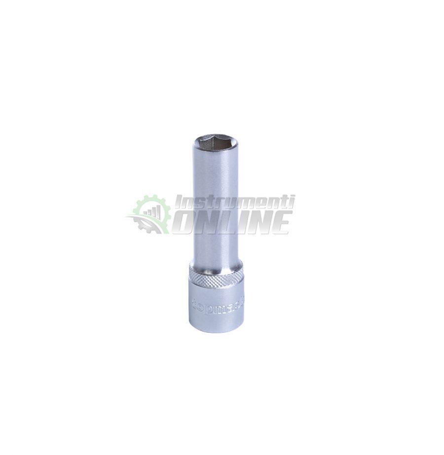 Удължена, вложка, 32 мм, 1/2, CR-V, Topmaster, Professional