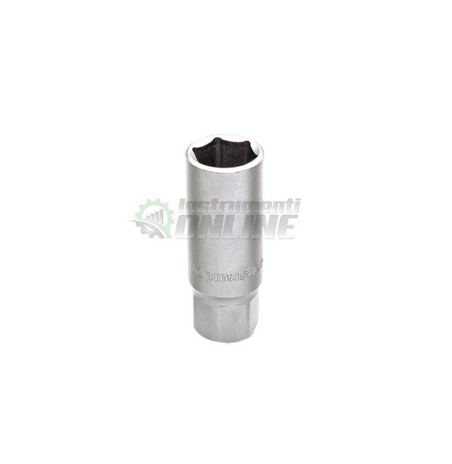 """Вложка за свещи, 1/2"""", 16 мм, CR-V, Topmaster, Professional"""