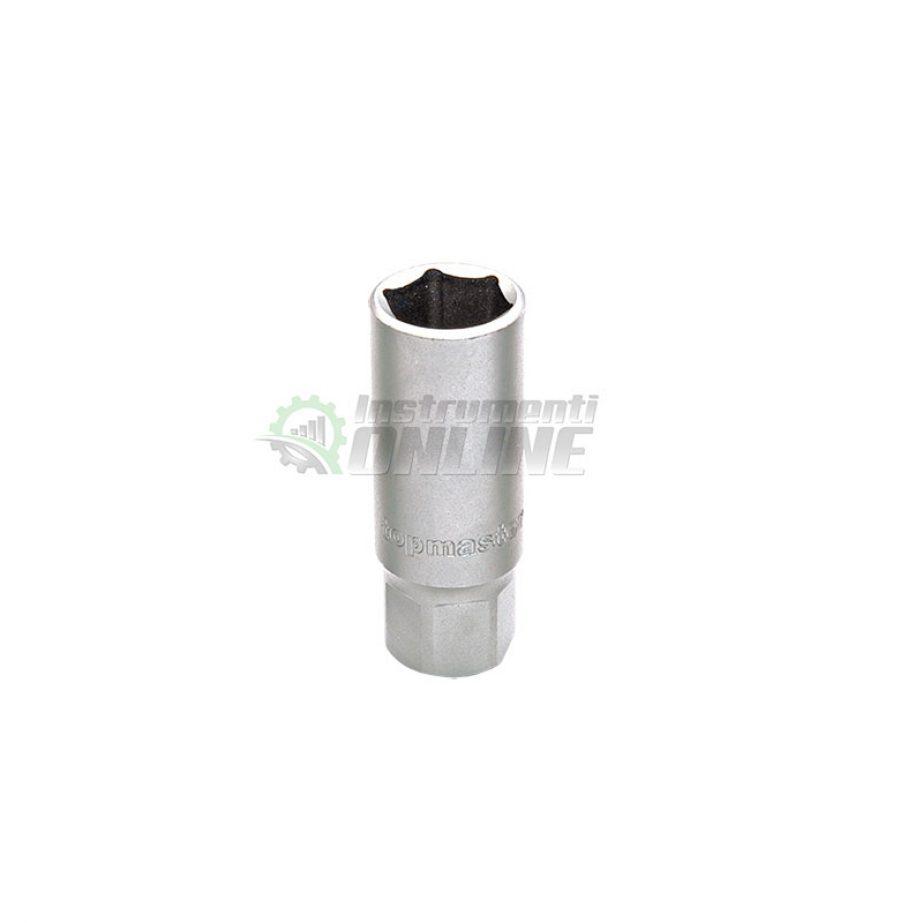 Вложка за свещи, 1/2″, 19 мм, CR-V, Topmaster, Professional