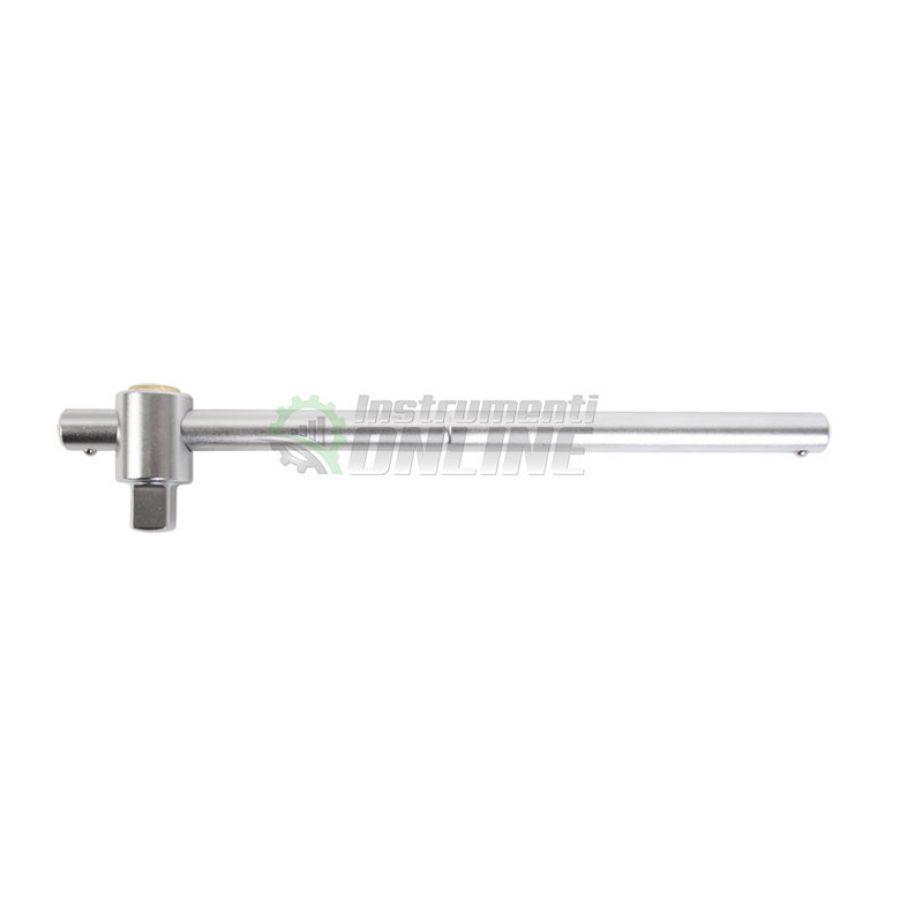 Върток, T образен, заключване, 1/2″, 300 мм, CR-V, Topmaster, Professional