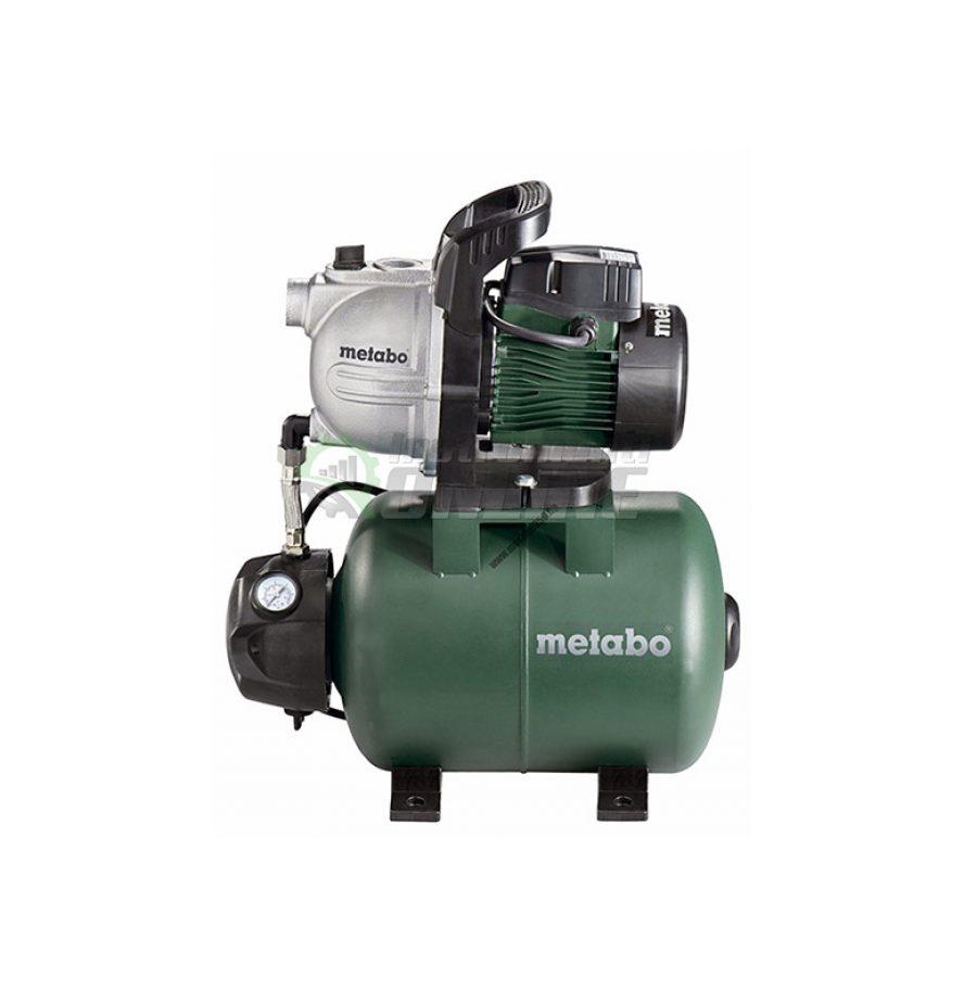Хидрофор, 1100W, Metabo, HWW, 4000/25 G