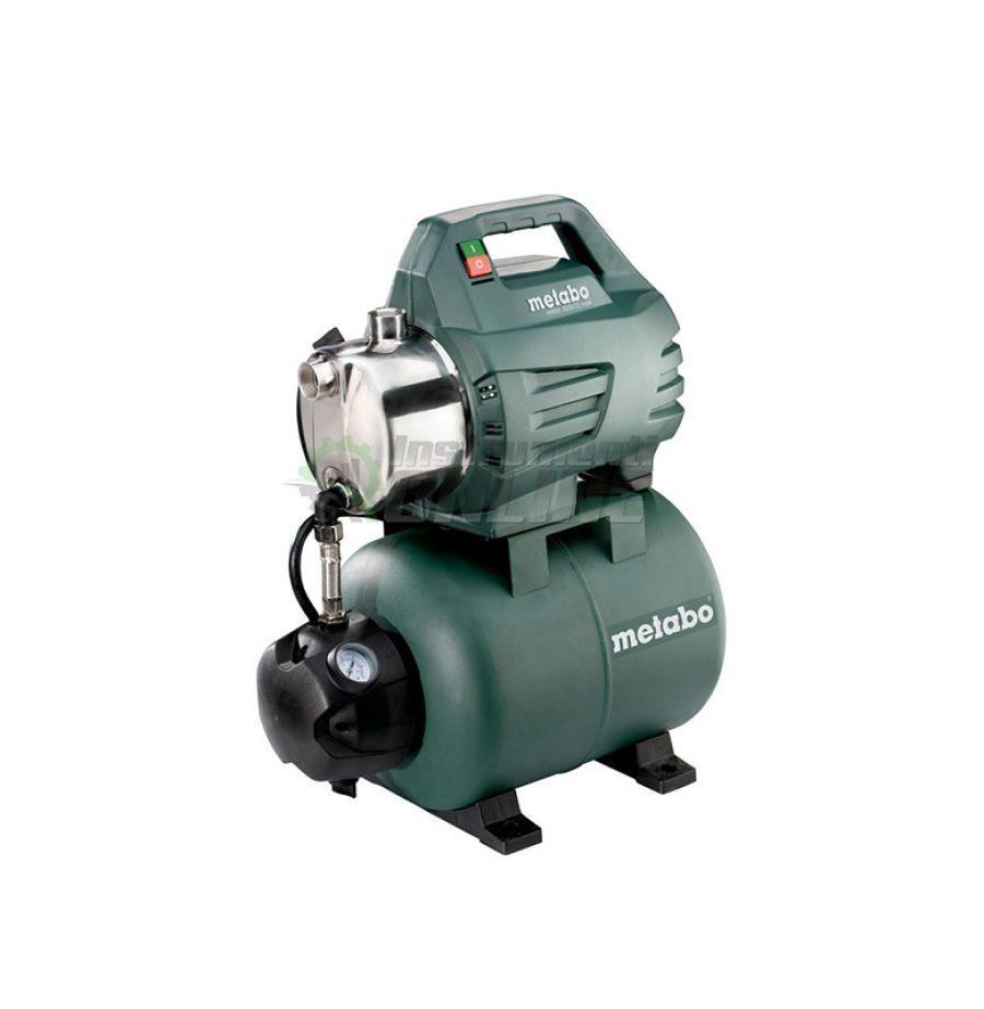Хидрофор, 1300W, Metabo, HWW 4500/25 Inox