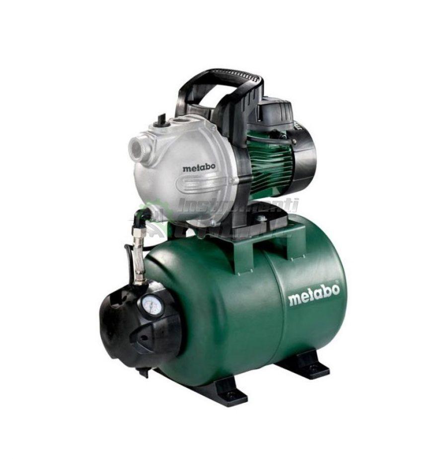 хидрофорна помпа, Хидрофор, 900W, Metabo, HWW, 3300/25 G