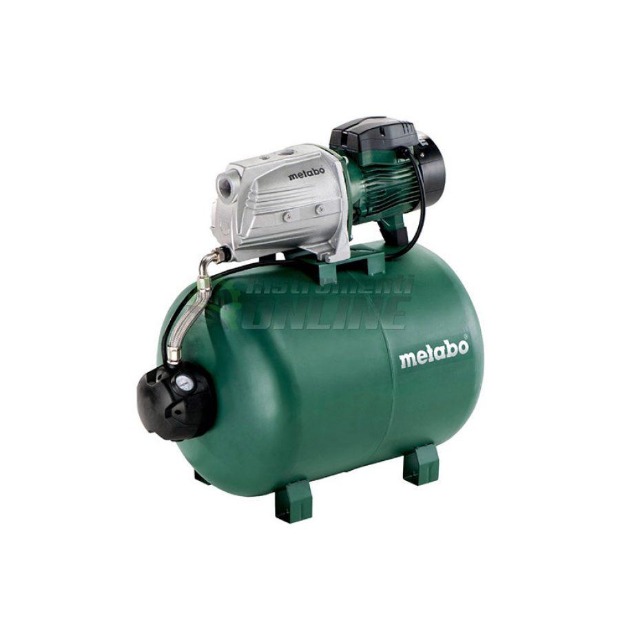 хидрофор, Хидрофорна помпа, 1900W, Metabo, HWW, 9000/100 G