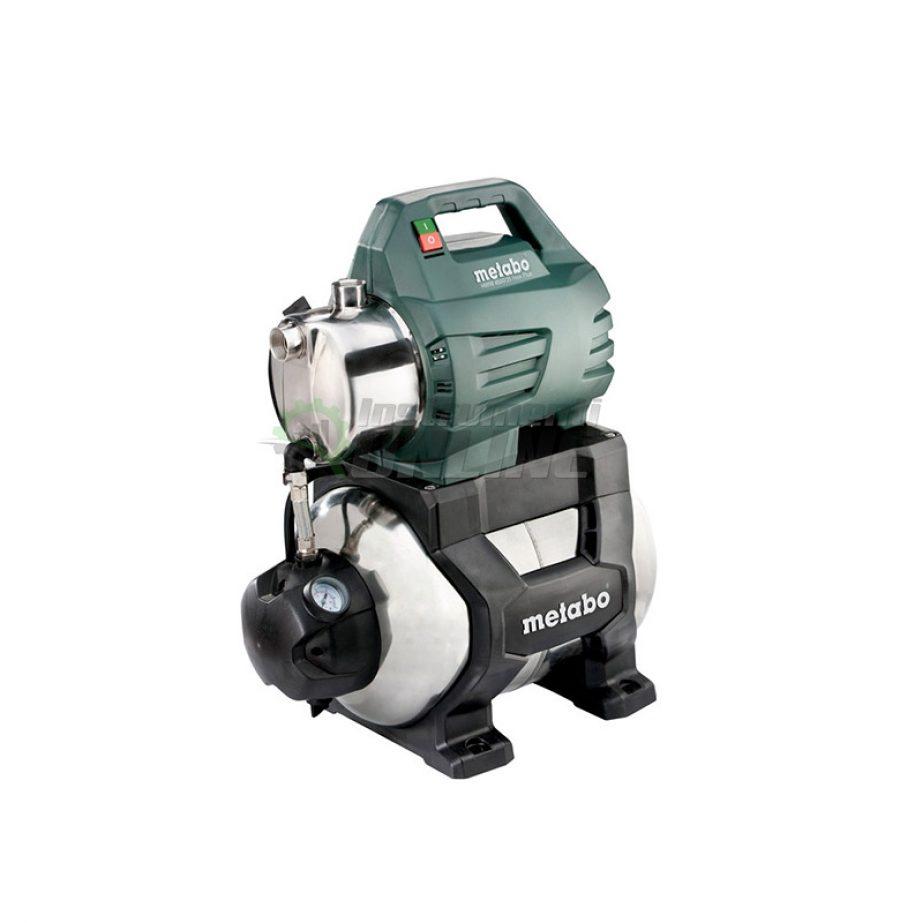 хидрофор, Хидрофорна помпа, 900W, Metabo, HWW, 3500/25, INOX