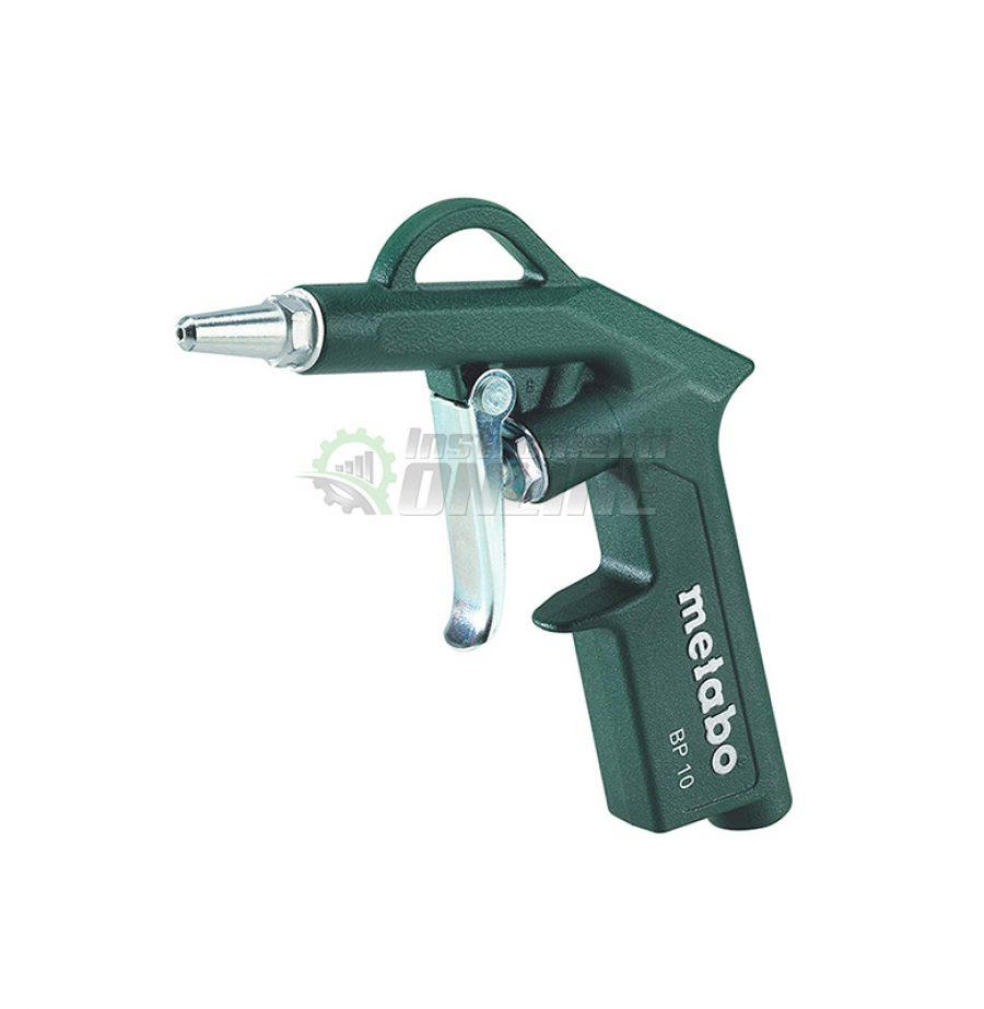 Пневматичен, пистолет, пистолет за обдухване, BP 10, Metabo