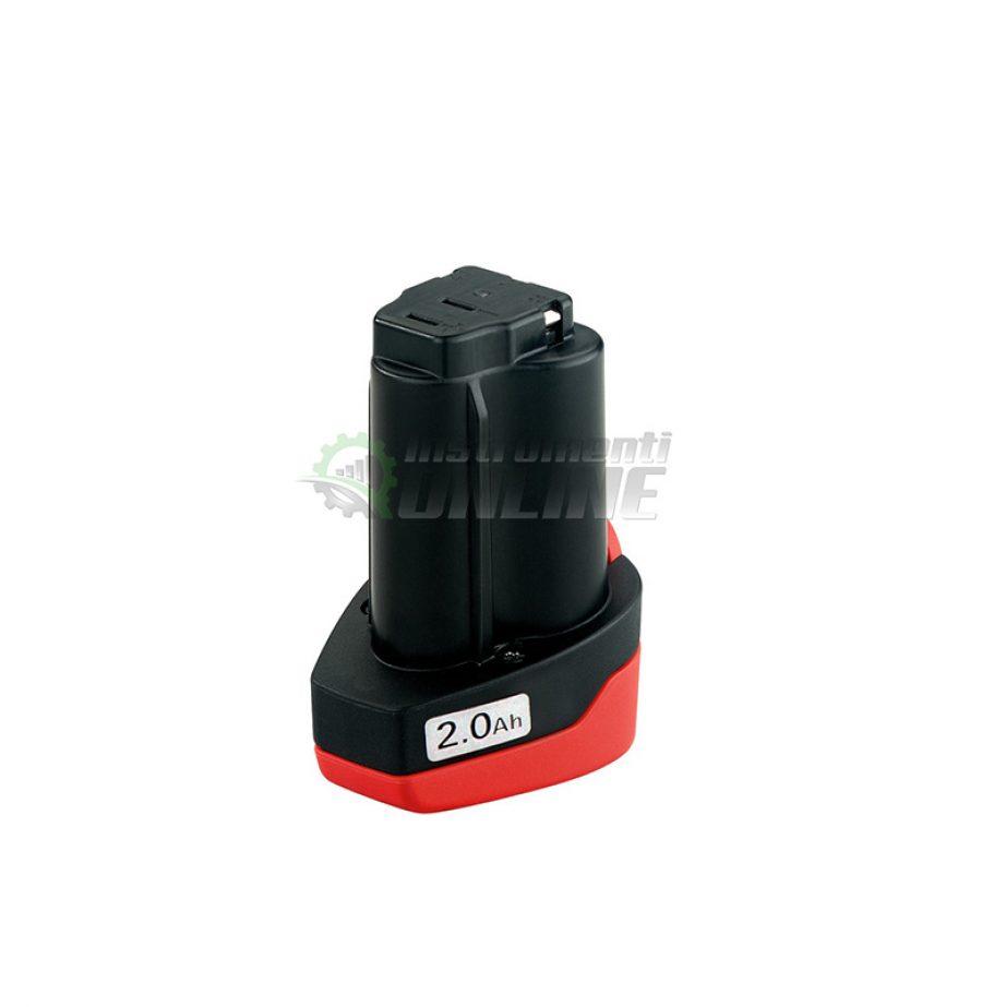 Акумулаторна, батерия, Акумулаторна батерия, 10.8V, 2.0AH, Li-Power, Metabo