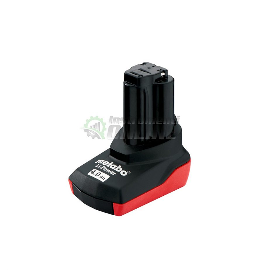 Акумулаторна, батерия, Акумулаторна батерия, 10.8V, 4.0 Ah, Li-Power, Metabo